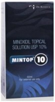 Mintop Minoxidil Topical Solution USP 10%(60 ml)