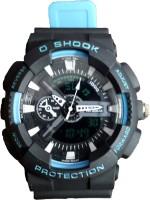 Oshook Analog-Digital Watch  - For Men & Women
