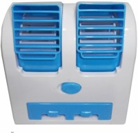 View PROMISE DEALS Air Conditioner Cooling Fan Cooling Portable Desktop Dual Bladeless Air Cooler, mini cooler, usb cooler, usb cooler fan - Assorted Color Personal Air Cooler(yes, 40 Litres) Price Online(PROMISE DEALS)