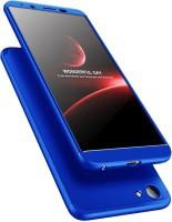 Kapa Back Cover for VIVO V7 Plus, VIVO V7+(Blue, Plastic)