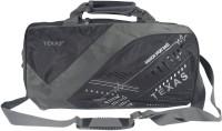 Texas USA (Expandable) Exclusive Imported Black Gym Bag-313_black Grey Gym Bag(Black)