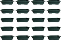 NIBBO Nibbo 3136 Plant Container Set(Pack of 20, Plastic)