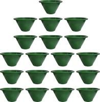 SHOPTICO o 2124 Plant Container Set(Pack of 19, Plastic)