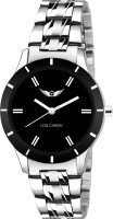 Lois Caron LCS-4554 BLACK Watch - For Women