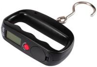 AmtiQ High Quality Black Digital Luggage Weihing Scale 15kg Weighing Scale(Black)