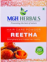 MGH Herbals Premium Quality Reetha Powder 100gm(100 g) - Price 70 64 % Off