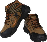 Earton Hiking & Trekking Shoes For Men(Multicolor)