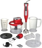 Black & Decker PRMP-1000 1000 W Food Processor(Red)