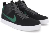 Nike LITEFORCE III MID Sneakers For Men(Black)