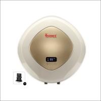 Warmex 15 L Electric Water Geyser(ivory & Golden, Digital Display Remote Control-I-Digi Gold 15)