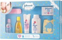 Johnson Baby Baby Complete Collection Combo(Blue)