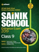 Sainik School Class 9th Guide 2019(English, Paperback, unknown)