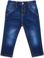 Mini Klub Regular Boy's Multicolor Jeans
