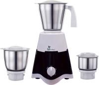 Green Home OCTOPUS 3 JAR 500 Mixer Grinder(Black, White, 3 Jars)