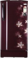 Godrej 185 L Direct Cool Single Door 3 Star Refrigerator(Galaxy Wine, RD 1853 PM 3.2 Muziplay)