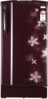 Godrej 185 L Direct Cool Single Door 3 Star Refrigerator(Galaxy Wine, RD 1853 PM 3.2 Muziplay)