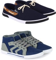 Shoefly Combo-(2A)-417-114 Casuals For Men(Multicolor)