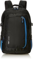 VIP COMMUTER SECURE 02 LAPTOP BACKPACK BLACK 26 L Backpack(Black)