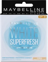 Maybelline White Super Fresh Compact(Coral)