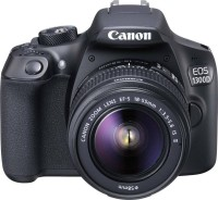 Canon EOS 1300D DSLR Camera (18 MP, Black)
