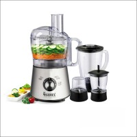 warmex FOOD PROCESSOR FP 99 600 W Food Processor(Matt. Stainless Steel)