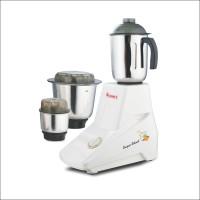 Warmex MIXER GRINDER (3 JAR)-SUPER SILENT 750 Mixer Grinder(White, 3 Jars)