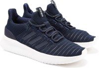 ADIDAS CLOUDFOAM ULTIMATE Running Shoes For Women(Blue)