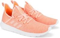 ADIDAS CLOUDFOAM PURE Running Shoes For Women(Orange)