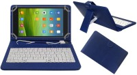 ACM Keyboard Case for Xiaomi Mi-Pad 8(Blue, Artificial Leather)