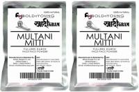 Boldnyoung Khadigram Pure Herbal Multani mitti Powder for Face Pack 200gm(200 g) - Price 129 63 % Off