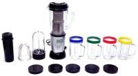 Homelux hl-mb-25 500 Mixer Grinder(Multicolor, 5 Jars)