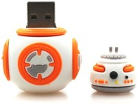 Pankreeti Star Wars BB Robot 32 GB Pen Drive(Orange)