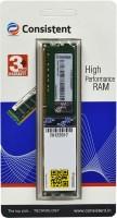 Consistent ddr3 DDR3 4 GB (Single Channel) PC (4gb ddr3)