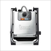 Warmex GRILL SANDWICH MAKER SNX 99 CGT (Matt. S.S. & Black) Grill(Black)