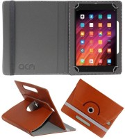 ACM Book Cover for Xiaomi Mi-Pad 3(Brown, Cases with Holder, Artificial Leather)