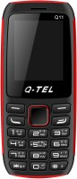 Q-Tel Q11(Black & Red)