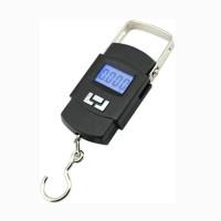 AmtiQ Electronic Portable 50Kg Luggage Weighing Scale (Black) Weighing Scale (Black) Weighing Scale(Black)