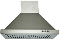 Hindware Jupiter Neo 60 Wall Mounted Chimney(Stainless steel 1000 m3/h)