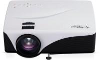 Flipkart SmartBuy Home Entertainment Portable Projector(White)
