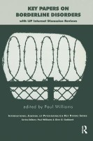 Key Papers on Borderline Disorders: With Ijp Internet Discussion Reviews(English, Paperback, Paul Williams)