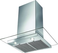 faber Glassy 800 m3/hr 60 cm with life time warranty Wall Mounted Chimney(Stainless Steel 800)