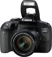 Canon EOS 800D DSLR Camera EOS 800D 24.2MP Digital SLR Camera + EF-S 18-55mm IS STM Lens + 16GB Memory Card + Carrycase(Black)