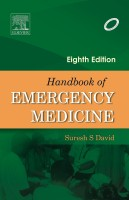 Handbook of Emergency Medicine 8th  Edition(English, Paperback, Suresh S. David)