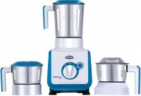 Ultra STEALTH 750 Mixer Grinder(Bright Turquoise, 3 Jars)