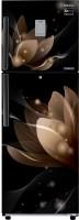 Samsung 253 L Frost Free Double Door Top Mount 3 Star Refrigerator(Saffron Black, RT28N3923B8/HL) (Samsung)  Buy Online