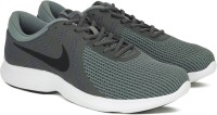 Nike NIKE REVOLUTION 4 Running Shoes For Men(Grey)