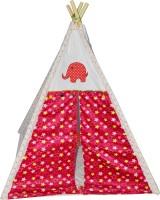 Creative Textiles Zebera Den Tent - For Kids(Multicolor)