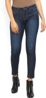 Flying Machine Skinny Women's Dark Blue Jeans