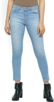 Flying Machine Skinny Women's Light Blue Jeans