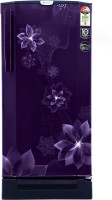 Godrej 190 L Direct Cool Single Door 3 Star Refrigerator(Jazz Purple, R D EPRO 205 TDF 3.2)   Refrigerator  (Godrej)